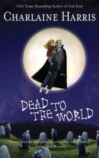 capa do livro Dead to the World
