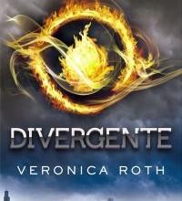 capa do livro Divergente - Divergente #1 - Veronica Roth