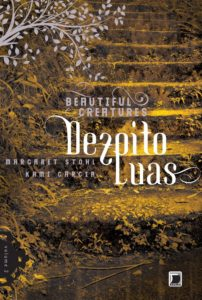 capa do livro Dezoito Luas - Beautiful Creatures #3 - Kami Garcia e Margareth Stohl