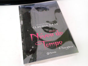 Névoa do Tempo 3# - Claudia Gray
