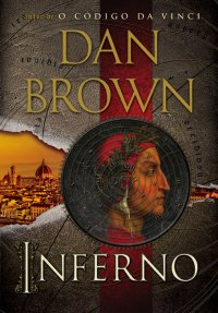 capa do livro Inferno - Dan Brown
