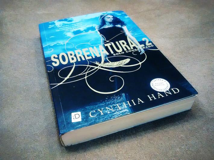 Solo Consagrado - Cynthia Hand