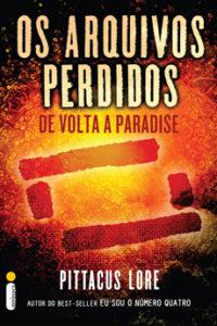 De Volta a Paradise - Pittacus Lore