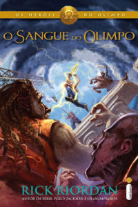 O Sangue do Olimpo - Rick Riordan
