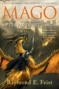 As Trevas de Sethanon - Raymond E. Feist