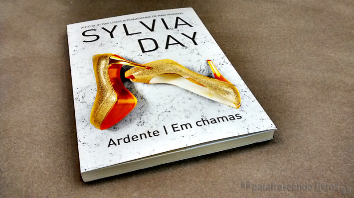 ardente | em chamas - sylvia day