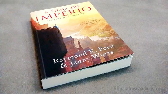 a filha do imperio - raymond e. feist & janny wurts